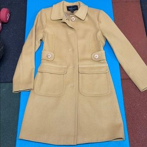 Perfect for Spring light weight wool coat